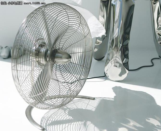你居然买不起 土豪最爱用这些电风扇