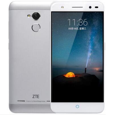 国民指纹手机新定义 ZTE中兴 Blade A2
