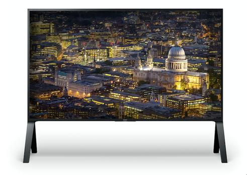 50万元!索尼100英寸Z9D电视预约开启