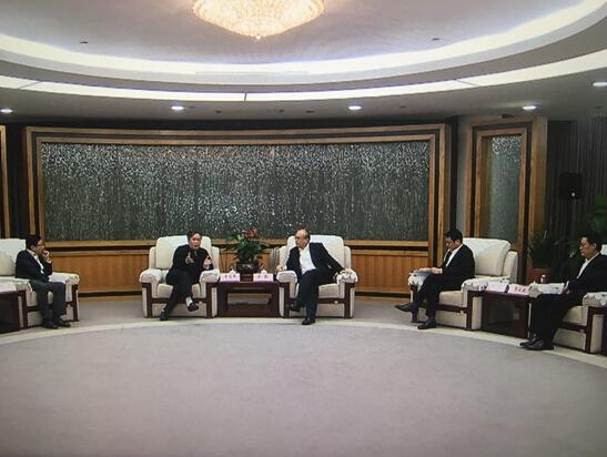 深圳市委书记许勤会见曙光董事长李国杰