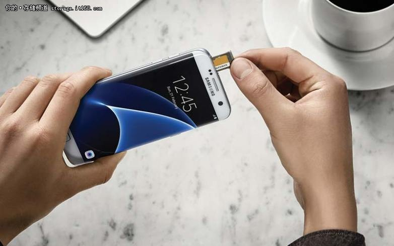你的iPhoneAndroid手机,可扩容256GB