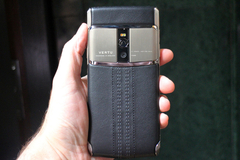 奢侈手机Vertu又被卖 售价竟只有4亿多