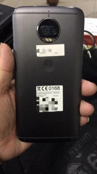 新款Moto X真机谍照曝光