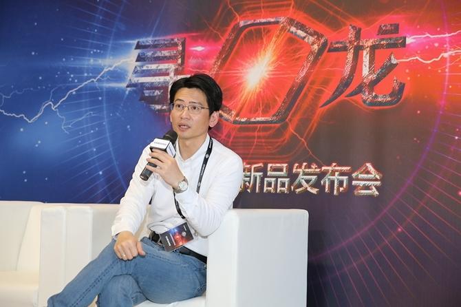 专访赖裕文:三星首款游戏本的中国元素