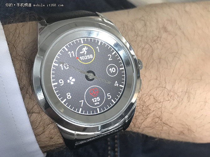 MyKronoz:做适合每个人佩戴的智能手表