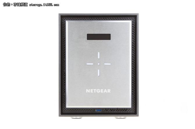 NETGEAR ReadyNAS 526X 外观评测