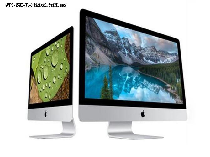 为职场而生 iMac一体机助您轻松办公