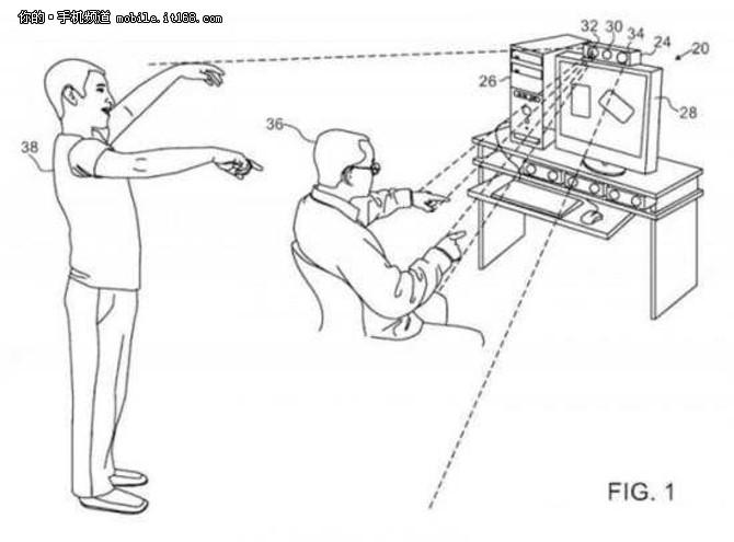 苹果新专利曝光 iPhone8或搭载3D相机