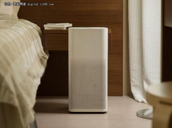 享健康呼吸 小米净化器2让家变天然氧吧