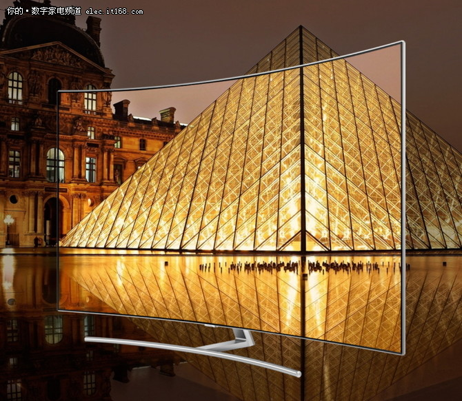三星巴黎全球发布会推新版Lifestyle TV