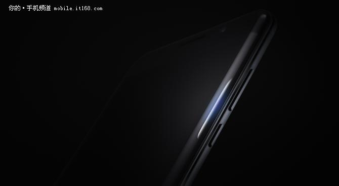磨砂质感 黑色vivo Xplay6真机抢先看