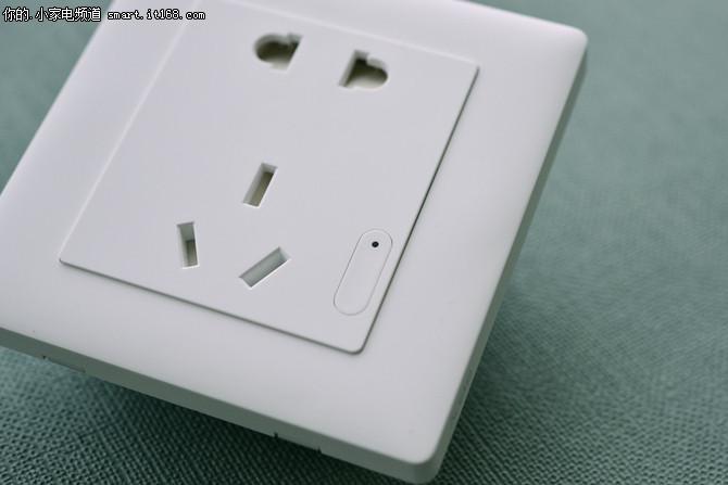 Aqara智能墙壁插座套装评测
