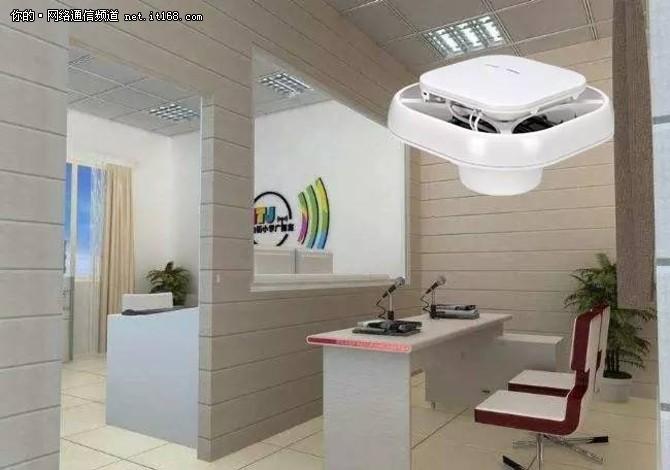 需求驱动创新 信锐推WiFi+扬声器无线AP