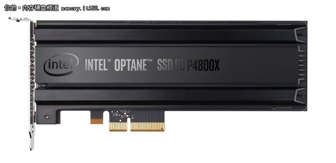 Intel Optane正式发售:375G、售价过万