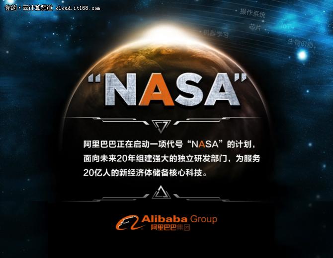 阿里NASA掀全球AI人才军备竞赛
