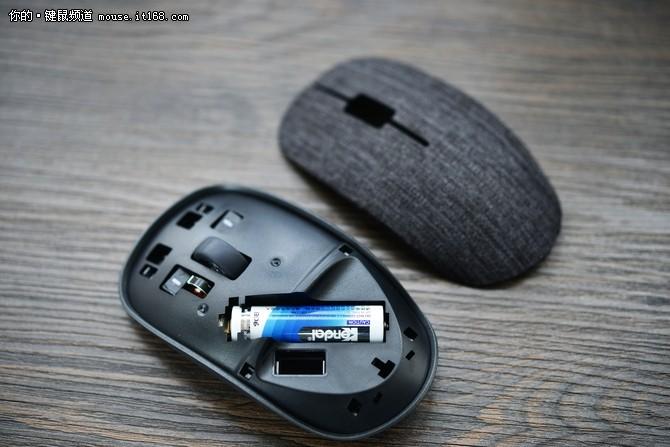 轻巧高颜值 雷柏3500 Pro无线鼠标评测