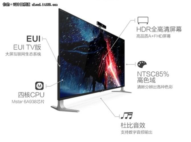 易点租推商用电视 乐视超级电视238元起