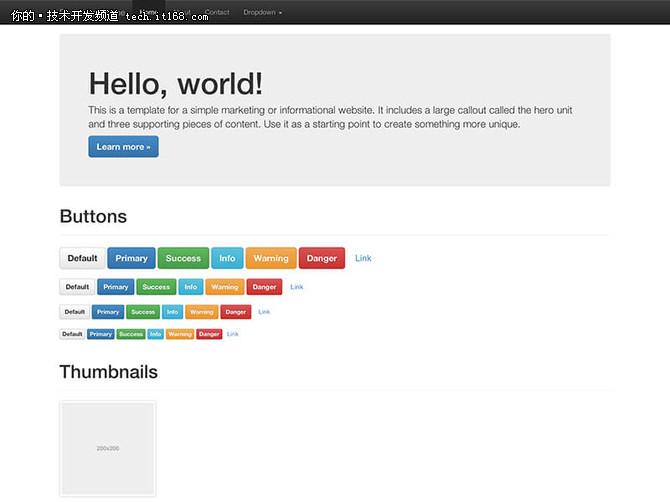 用好这15类工具,Web开发已成功了一半