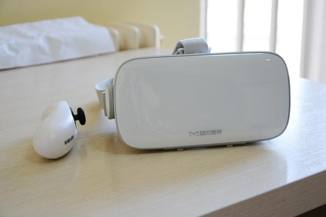 暴风魔镜:VR行业有望跨过鸿沟