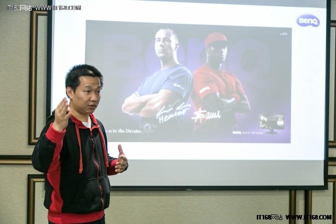 ZOWIE GEAR电竞显示器上海恳谈会全纪录