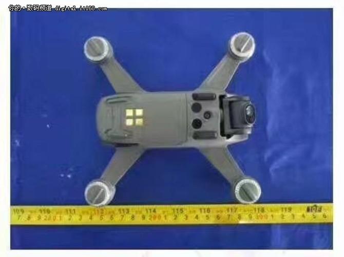 大疆全新无人机 穿越机还是衍生机?