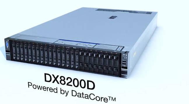 联想借助DataCore完成服务器存储虚拟化