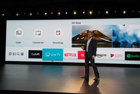 2017 QLED TV发布会聚焦电视革新者