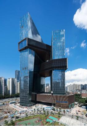 互联网思维 腾讯总部大楼是怎样炼成的