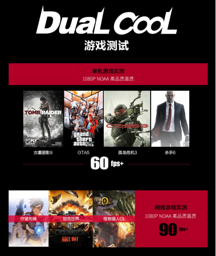 看过来 迪兰 RX480 酷能8G京东会员特价