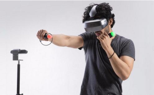 """大朋携手戴尔能""""抢救""""PC VR市场吗"""