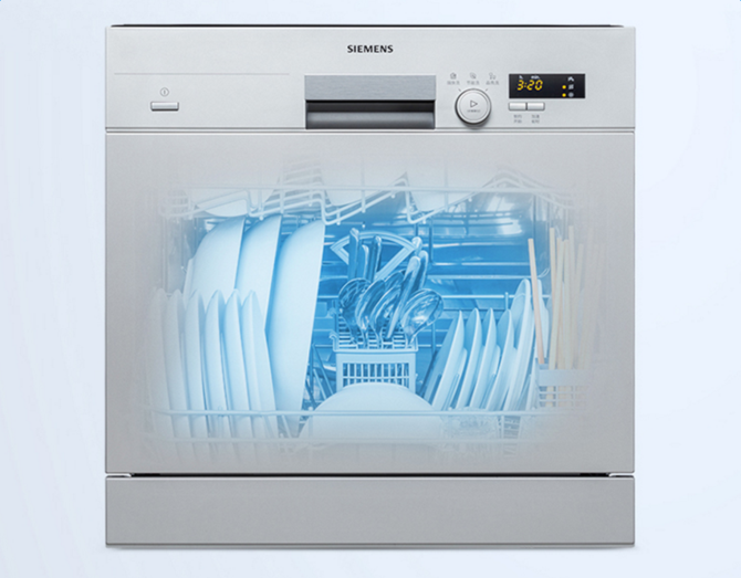 碗若新生 西门子嵌入式洗碗机仅售5399