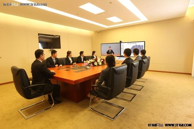 国家档案局引入科达视频会议