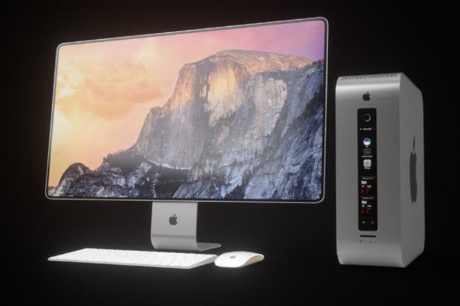 传苹果正开发自家产8K显示器 搭配新Mac