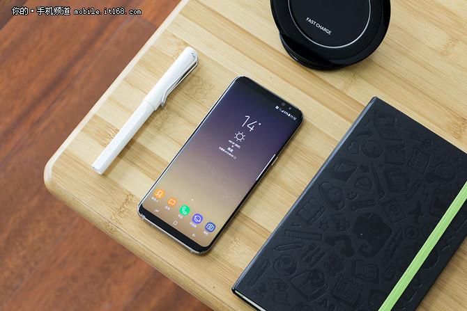 三星Galaxy S8+评测