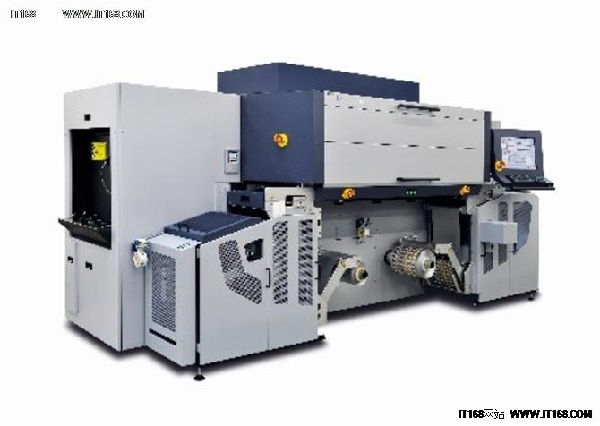 富士施乐力推数字UV喷墨标签印刷机