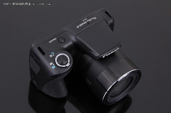 轻松上路 佳能SX430 IS长焦相机试用