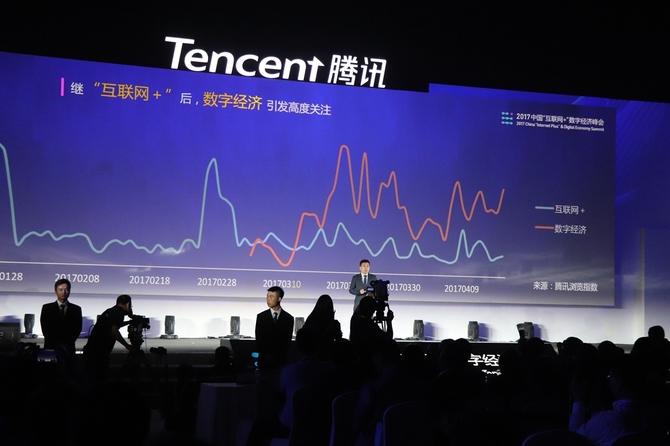 """""""互联网+""""指数:数字经济已占GDP三成"""