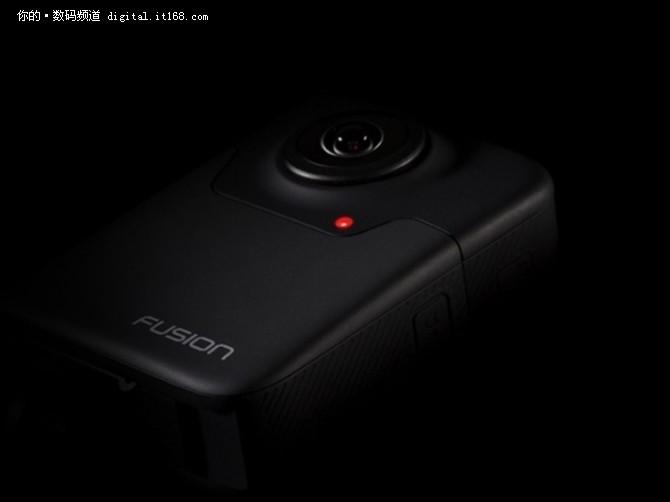 GoPro发布随身VR摄影机 可拍5.2K视频