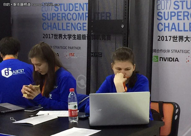 ASC17观察:那些国际大赛上的漂亮妹子们