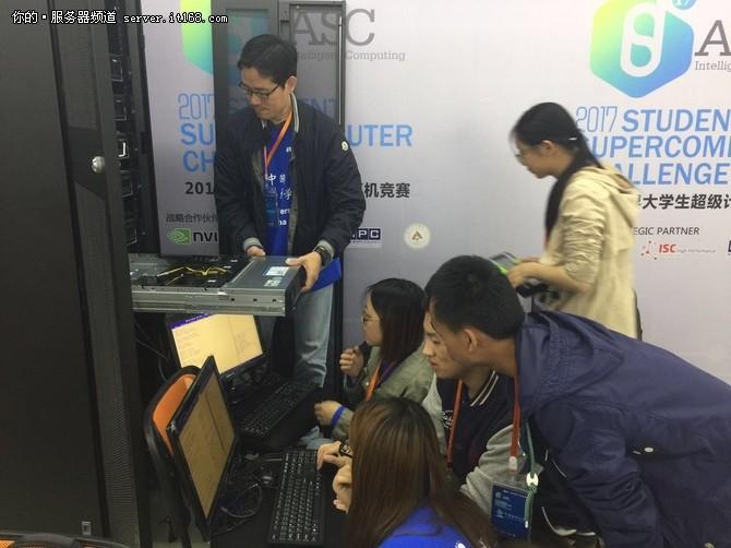 ASC17正式开幕:20所中外名校决战无锡