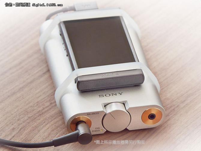 索尼PHA-2A耳放引领4.4mm平衡口主流