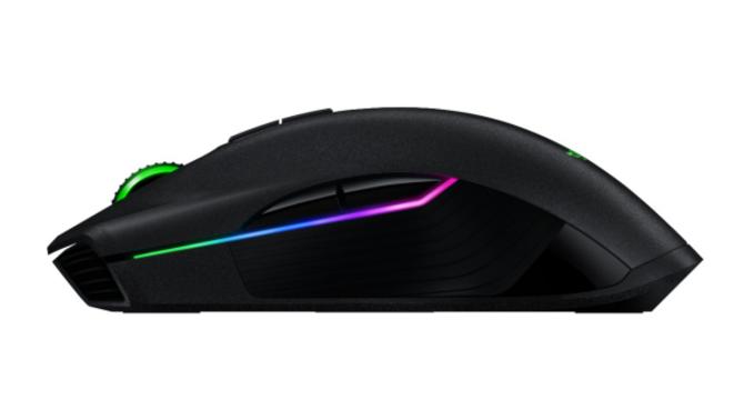 混合型配置存储 Razer发布锐蝮蛇鼠标