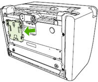 惠普P1008打印机更换分页器