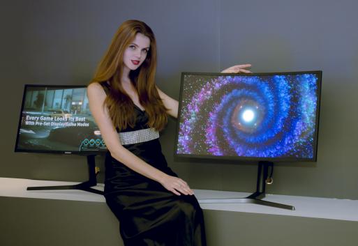 三星显示器创新应用领衔未来