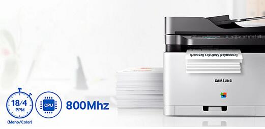 高品质办公 三星C430W480W系列打印机
