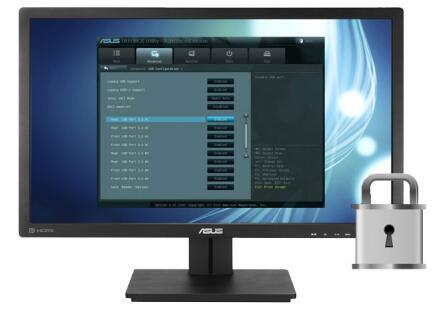 华硕BM2CD台式电脑中小企业优选