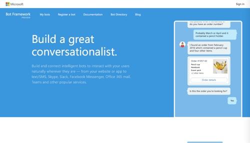 10个提供免费服务的聊天机器人平台