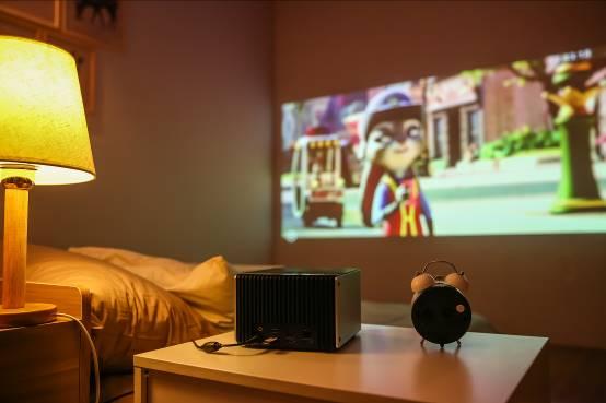 光影改变生活极米无屏电视三款新品齐发