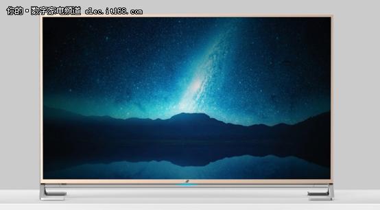 看尚2周年庆 98吋巨屏电视激光新品亮相