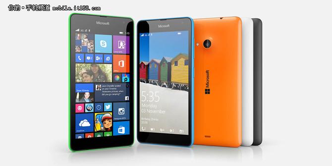 微软B站发布纪念视频 Lumia手机已下架